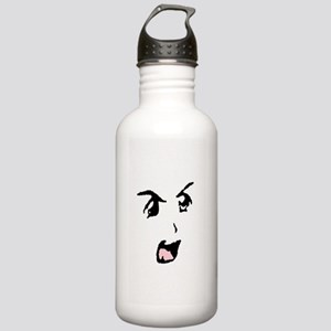 angry anime face_54_iP Stainless Water Bottle 1.0L