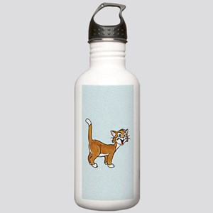 Smiling_Cat_545_iPad 3 Stainless Water Bottle 1.0L