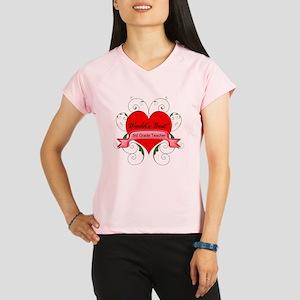 Worlds Best 3rd Teacher wi Performance Dry T-Shirt