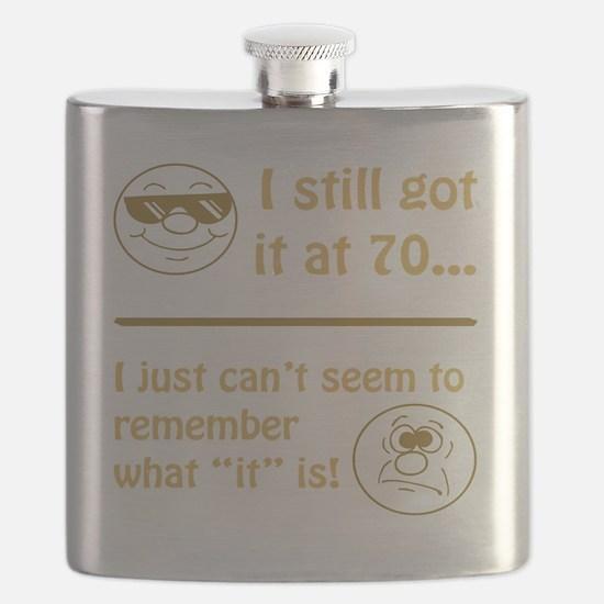 BdayAmnesia70 Flask