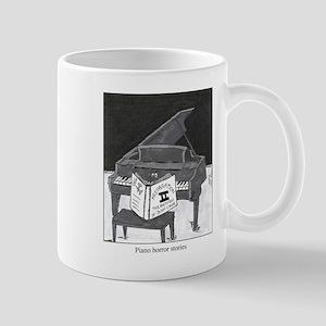 Piano Horror Stories Mugs