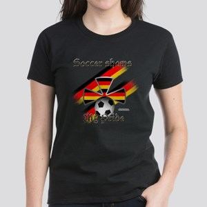 German Pride2 Women's Dark T-Shirt