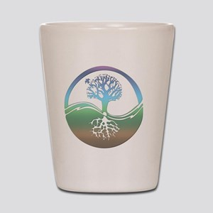 treenearth Shot Glass