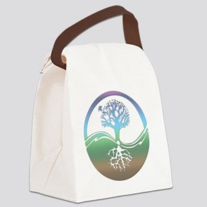 treenearth Canvas Lunch Bag