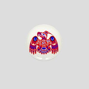 Haida Thunderbird Mini Button