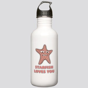 Charlie-D15-WhiteAppar Stainless Water Bottle 1.0L