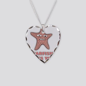 Charlie-D15-WhiteApparel Necklace Heart Charm