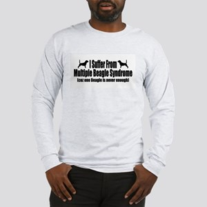 Beagle Long Sleeve T-Shirt