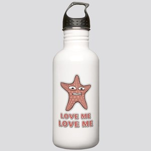 Charlie-D16-WhiteAppar Stainless Water Bottle 1.0L