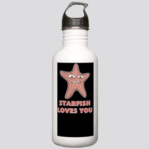 Charlie-D15-Buttons Stainless Water Bottle 1.0L