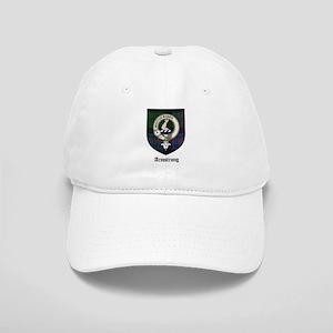 Armstrong Clan Crest Tartan Cap