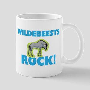 Wildebeests rock! Mugs