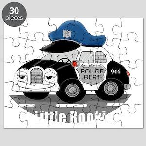 copcar black Puzzle