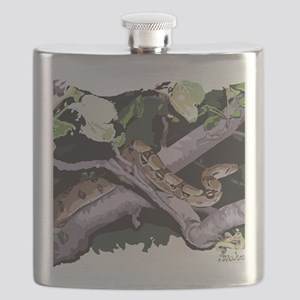 ShivaColor-withLogo-HG Flask