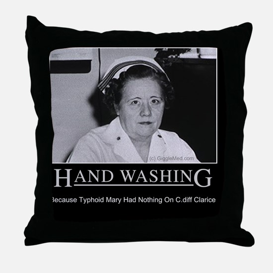 hand-washing-humor-infection-02-lg-2 Throw Pillow