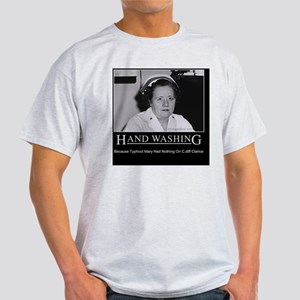 hand-washing-humor-infection-02-lg-2 Light T-Shirt