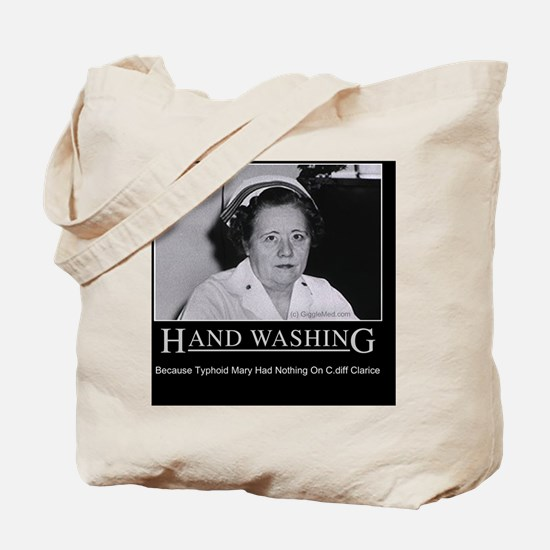 hand-washing-humor-infection-02-lg-2 Tote Bag