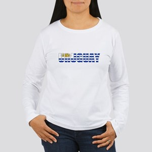 Uruguay Women's Long Sleeve T-Shirt
