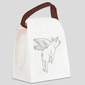 littlepig Canvas Lunch Bag