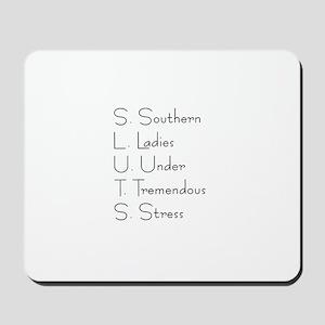 SLUTS2 Mousepad
