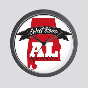 Sweet Home-2 Wall Clock