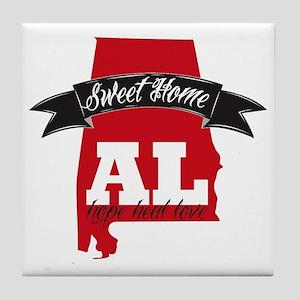 Sweet Home-2 Tile Coaster
