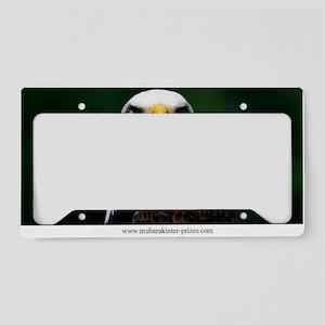 beakeagle License Plate Holder