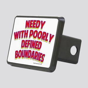 Needy With Poorly Defined  Rectangular Hitch Cover