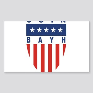 Join Evan Bayh Rectangle Sticker