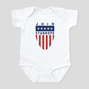 Join Doug Stanhope Infant Bodysuit