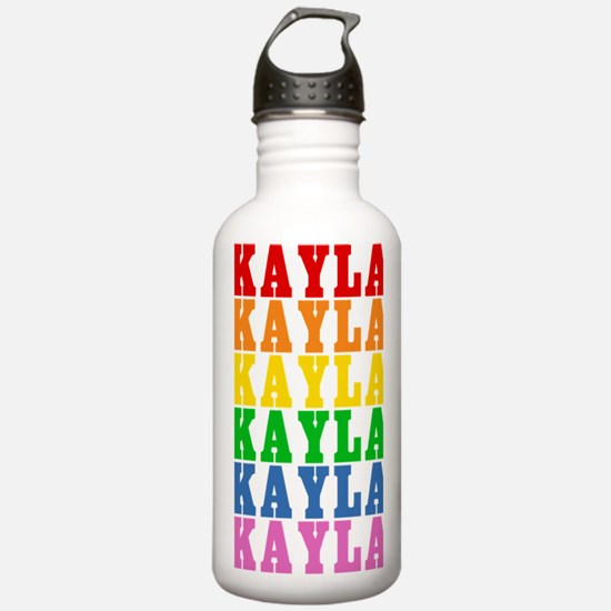 rbwnames_KAYLA Water Bottle