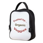 Fueled by Organic Neoprene Lunch Bag