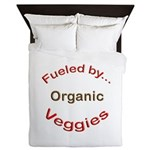 Fueled by Organic Queen Duvet