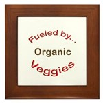 Fueled by Organic Framed Tile