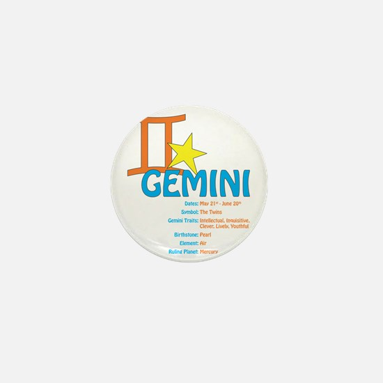 geminidetail2 Mini Button