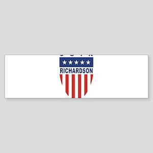 Join Bill Richardson Bumper Sticker