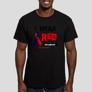 daughter Men's Fitted T-Shirt (dark)