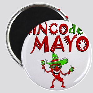 cinco de mayo 1 pepper Magnet