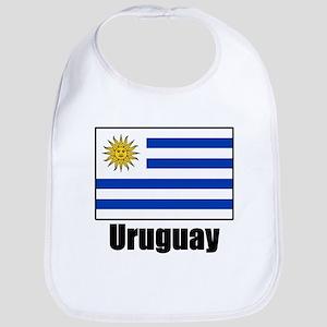Uruguay T Shirts Bib