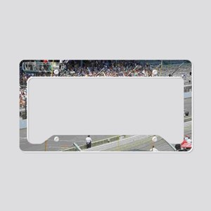 Freedom 100 finish Wall Poste License Plate Holder