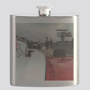 Miks View Large Poster Flask