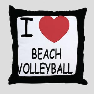 BEACH_VOLLEYBALL Throw Pillow