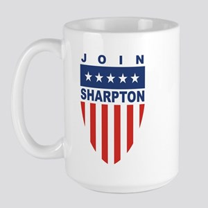 Join Al Sharpton Large Mug