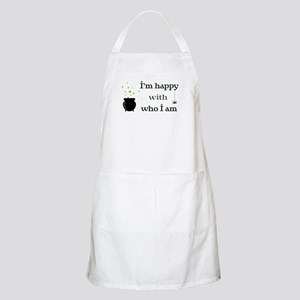 Witch Personality BBQ Apron