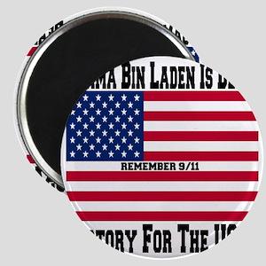 Osama_bin_laden_is_dead_Style2 Magnet