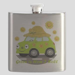 honey dark 4 copy Flask