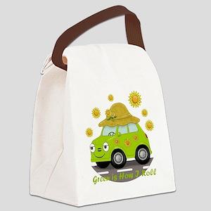 honey dark 4 copy Canvas Lunch Bag