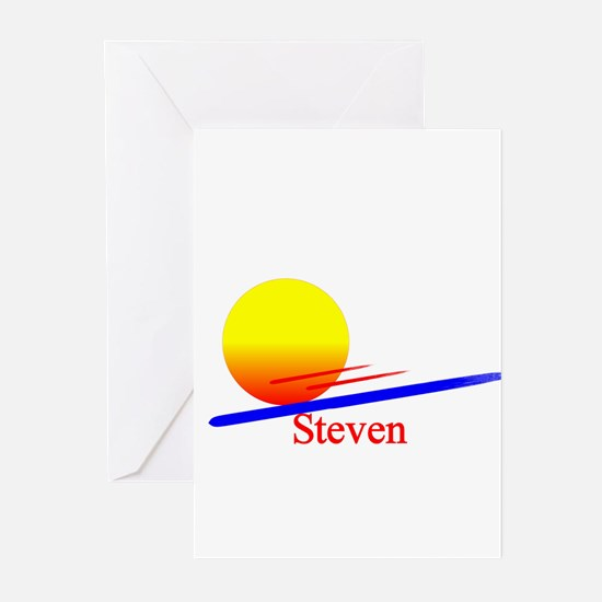 Steven Greeting Cards (Pk of 10)