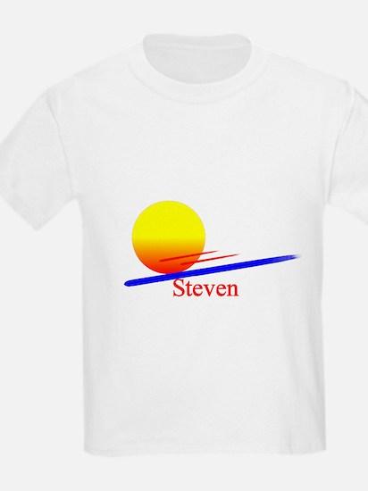Steven Kids T-Shirt