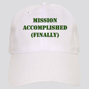 mission-accomplished Cap
